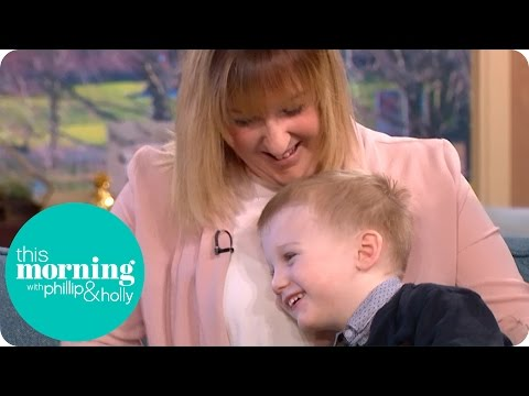 My Four Year Old Son Saved My Life by Dialling 999 | This Morning