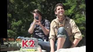 """Crossing West"" Writer/Director Michael Masterson on K2 Wyoming Radio"