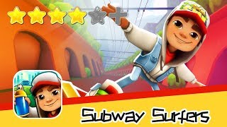 Subway Surfers - Kiloo - Bali Day5 Walkthrough Super Classic Game Recommend index four stars