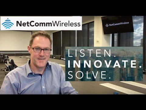 NetComm Wireless CTO, Steve Collins, talks IoT, M2M, Innovation, NBN, R&D, expansion and more!