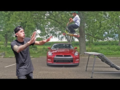 Download Youtube: ROCCO JUMPS ROMAN ATWOODS GTR!