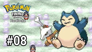Pokemon RF Hardlocke Ep.8 - La torre Lavanda y la madre de marowak