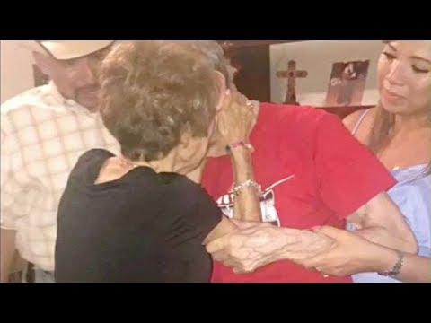 Man With Alzheimer's Dances With Wife Again