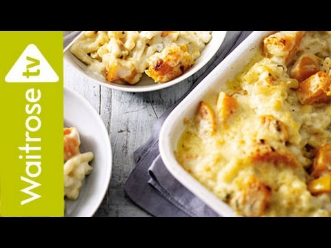 Roast Butternut Mac and Cheese   Waitrose