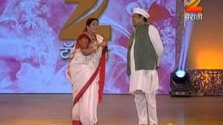 Marathi Tarka June 10 '12 - Kishori Ambiye & Viju Khote