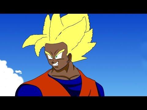 If Goku and Vegeta were Black PART 2! (Dbz Parody)