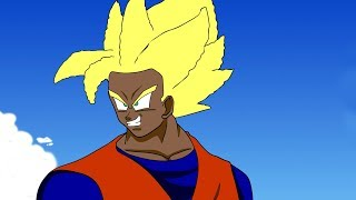 If Goku and Vegeta were Black PART 2! (Dbz Parody)