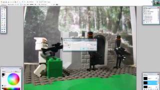 How To Make Gun-Fire In A Lego Stop-Mo Vid Tutorial