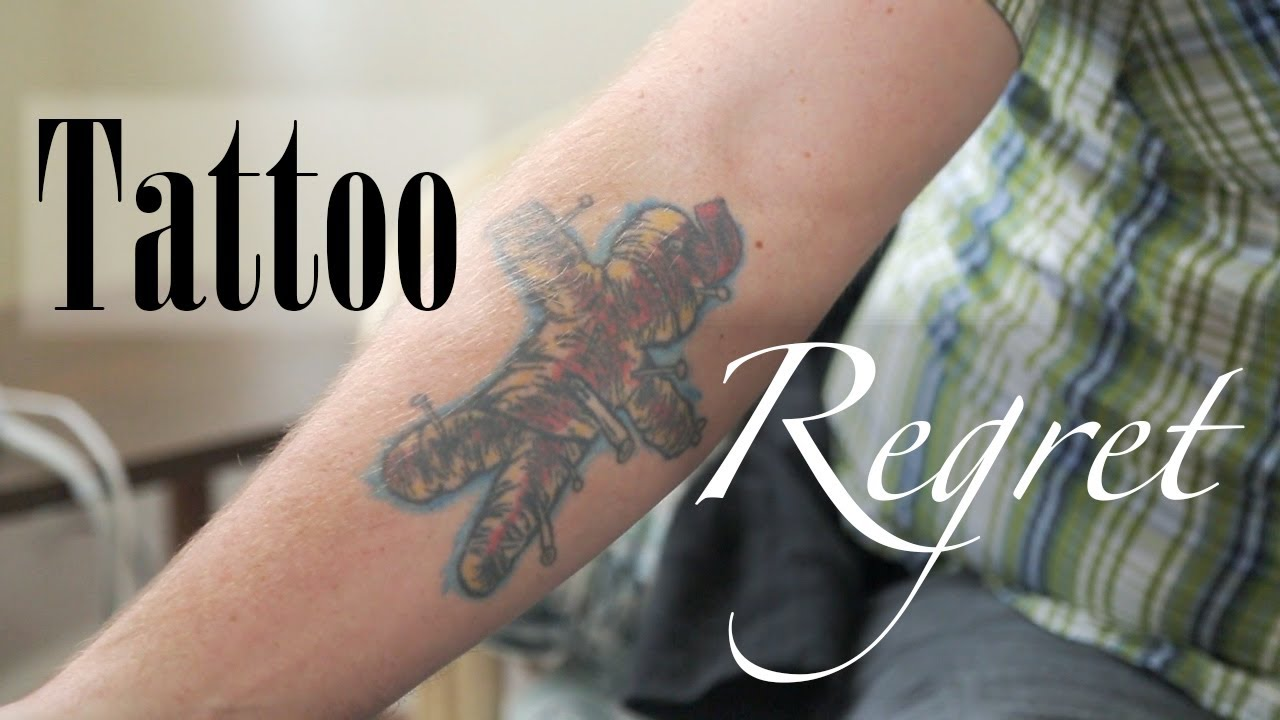 Tattoo Regret - A Documentary - YouTube