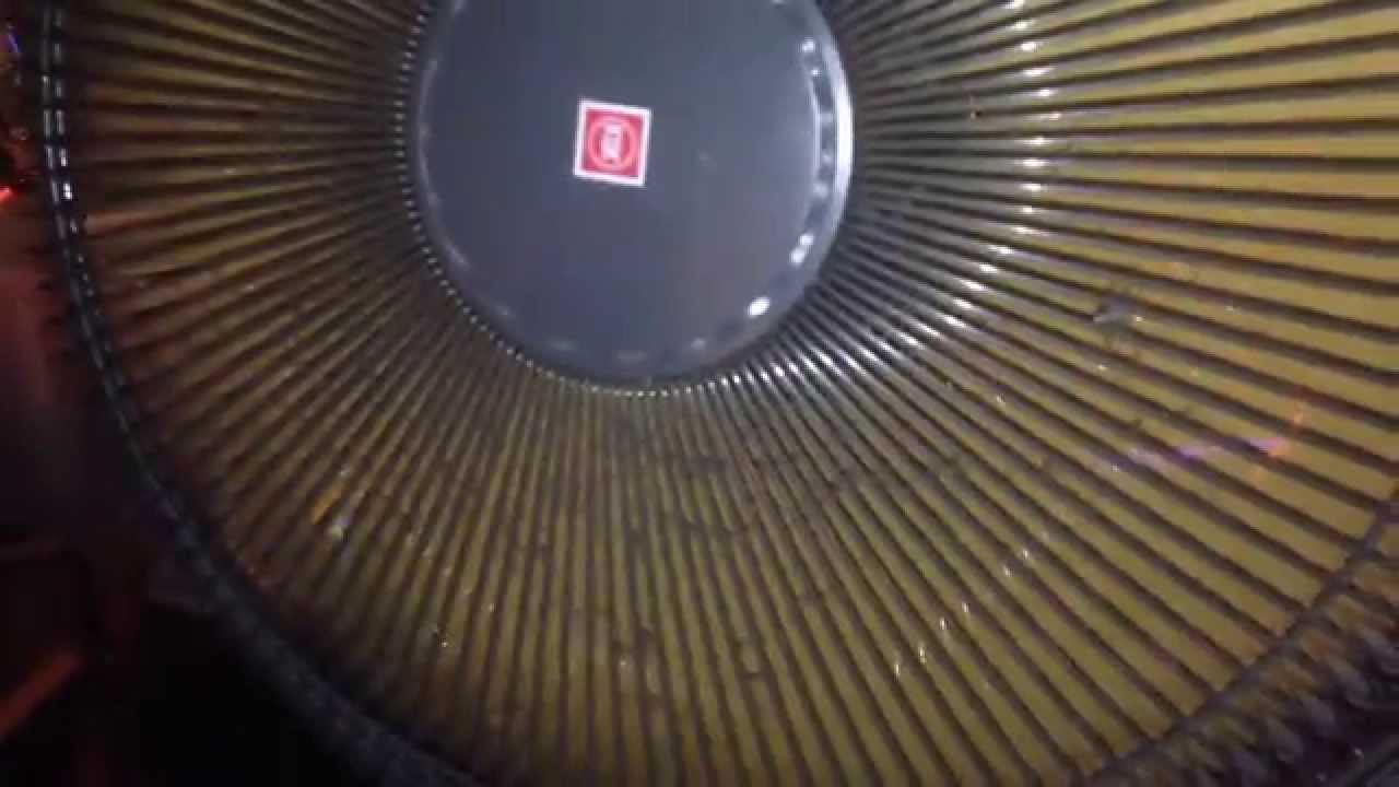 16 Quot Kdk Pedestal Stand Fan Model P40u Outside In A