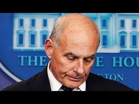 Trump Chief Of Staff John Kelly Being Phased Out?