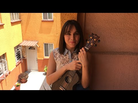 Zoe – Azul (ukulele cover)