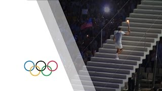 Athens 2004 Olympic Games - Olympic Flame & Opening Ceremony