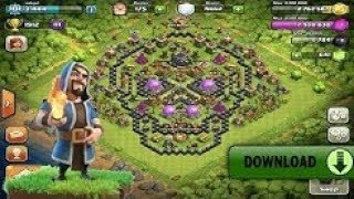 How to play Clash of Clans on PC without Bluestacks...100% WORKS!! 60 FPS on bad PC!!!!