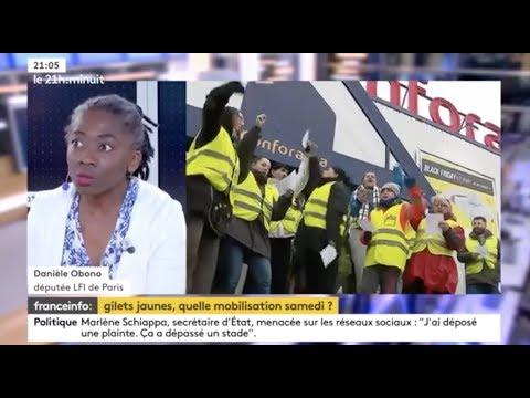 L'instrumentalisation par l'exécutif de la solidarité est choquante (FranceInfoTV, 10/01/19)