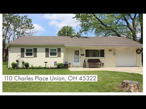 SOLD! 110 Charles Place Union OH 45322