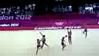 Видео выступление наших РОССИЙСКИХ гимнасток на золото.(видео, добавленное с мобильного телефона., 2012-08-16T00:13:15.000Z)