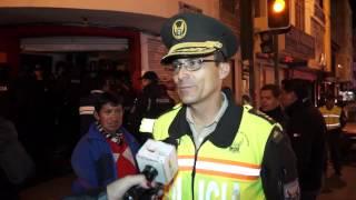 Autoridades refuerzan control en bares y discotecas de Ambato
