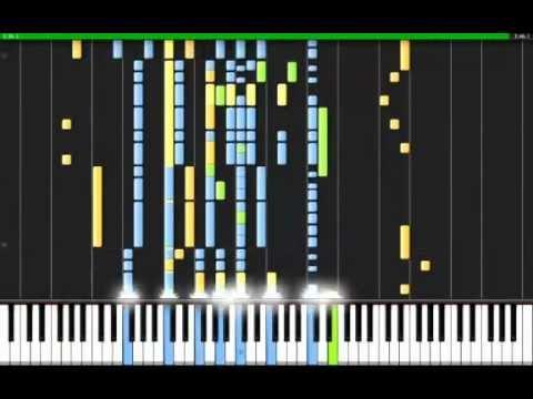 Flo Rida- Whistle Piano