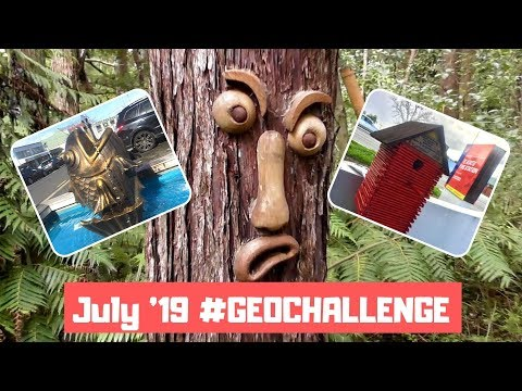 Geocaching Challenge   July 2019 - More Than 30 Favourite Points