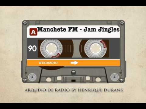 Vinhetas Rádio Manchete FM
