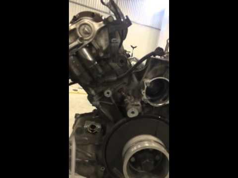 BMW M5 E60 S85 Как работает система VANOS , и причина появления шумов в двигателе.