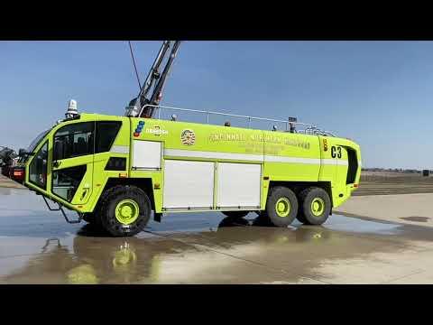 Virtual Field Trip # 19 - CVG Airport & Firehouse
