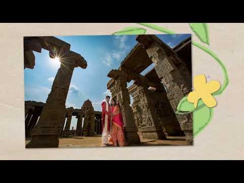 Divya Narendra Pre Wedding Shoot