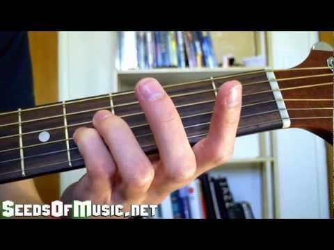 B Minor Chord (bm chord) the Quick and Easy Way