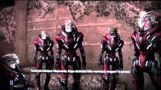 15 min z Mass Effect 3 część 1 - PS3 Gameplay by maxim
