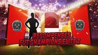 FUT 18 | RECOMPENSES ELITE 2 | LES GENIES D' EA SPORTS ...