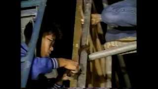 【集団行動】広島大学附属高校マスゲーム1992年(TVニュースでの紹介)
