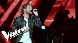 Imagine Dragons (Believer) | Simon Morin | The Voice France 2018 | Auditions Finales