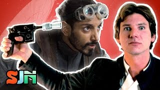 Rogue One: Where Did That Line Come From?