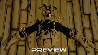 (SFM) (Bendy and the Ink Machine Chapter 4) End the Angel preview 2 Resimi