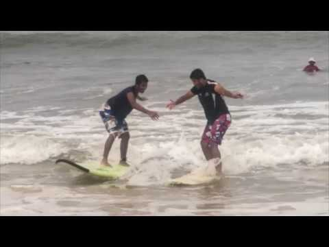 Nitya & Family   Mantra Surf Club