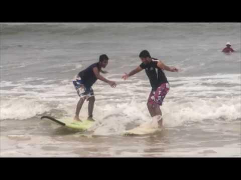Nitya & Family   Mantra Surf Club