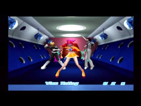 Michael Jackson: The Gamer Part I - Space Channel 5 Cameo