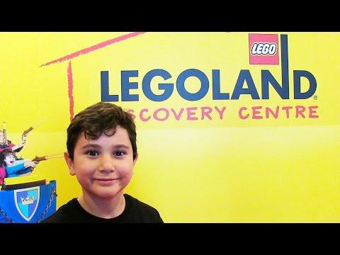 Legoland Istanbul Gezisi - Oyuncak Abi Kerem Vlog