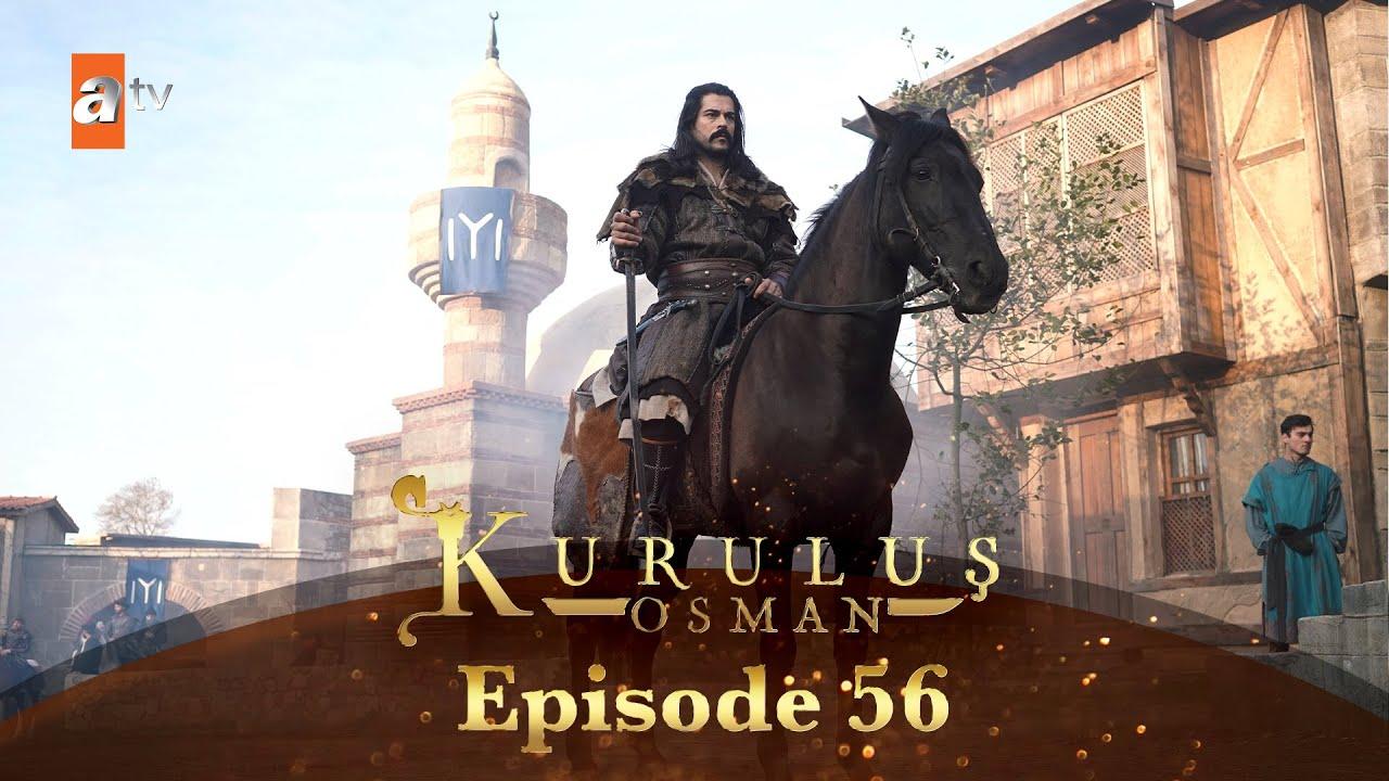Kurulus Osman Urdu | Season 1 - Episode 56