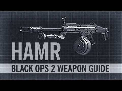 Hamr Call Of Duty Black Ops 2 Wiki Guide Ign