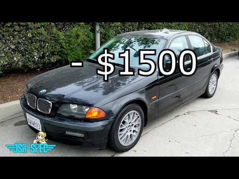Buying A Cheap BMW E46 Project Car