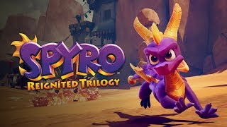 Spyro: Reignited Trilogy [LIVE/PS4 PRO] - Right in the childhood... (First Impressions)