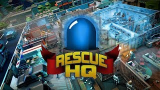 Rescue HQ - The Tycoon - Emergency Services Management Building Sim