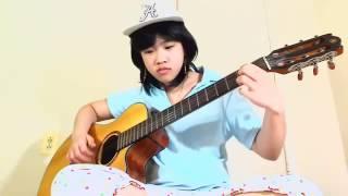 Một Cõi Đi Về - Virginia Nguyen Guitar