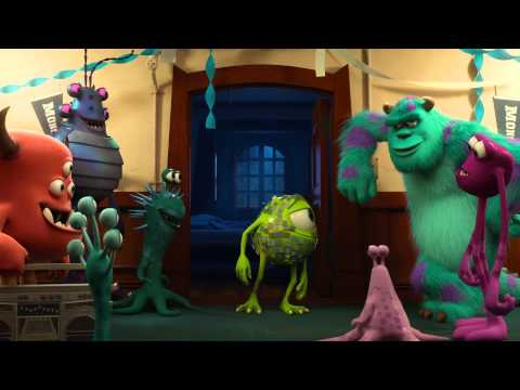Monsters University: Tráiler Oficial Videos De Viajes