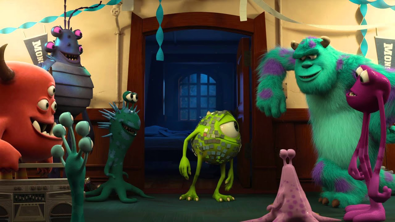 Puss In Boots Wallpaper Hd Monsters University Tr 225 Iler Oficial Youtube