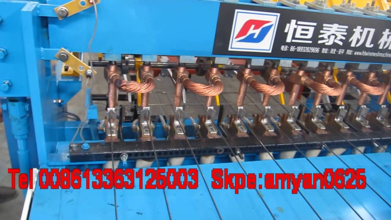 Wire Mesh Fence Panels automatic welded wire mesh fence panel machine/wire mesh welding