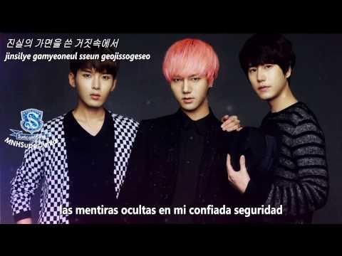 Dreaming Hero - Super Junior K.R.Y SUB ESPAÑOL+HAN+ROM