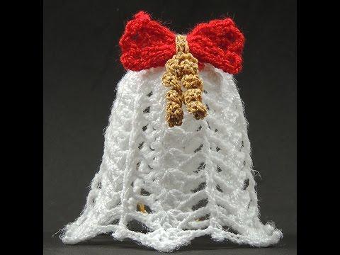 Campana a Crochet - YouTube